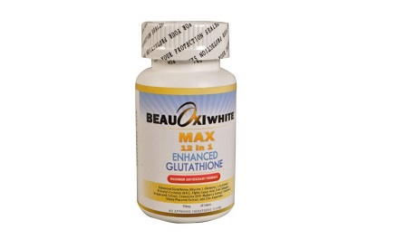 Beauoxi White 12 In 1 Skin Whitening Pills